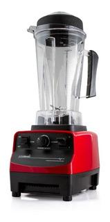 Licuadora Profesional Turboblender Tb - 76 1500w 2lts Rojo