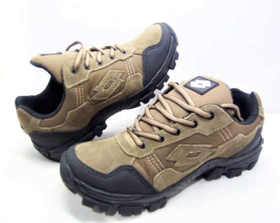 Zapatillas Lotto Peak Dama Oferta Outdoor Treking