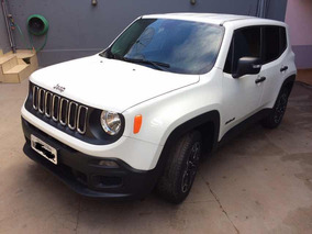 Jeep Renegade 1.8 Flex 5p 2017