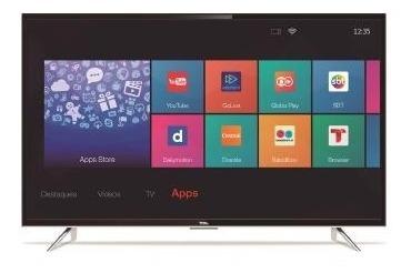 Tv 43p Tcl Led Smart Full Hd Hdmi Usb - Tv L43s4900 Tcl