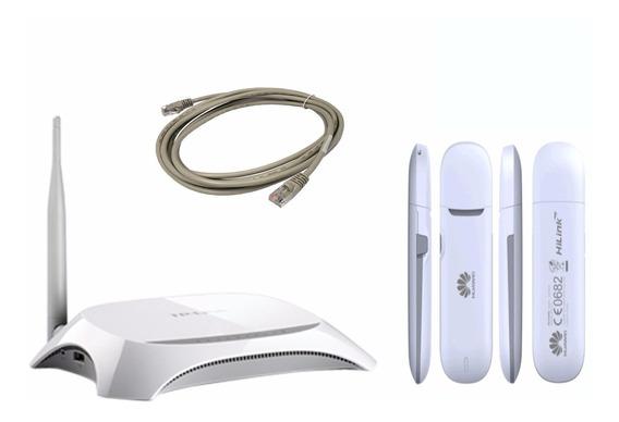 Combo Internet Modem Bam 3g Router 150mbps Wifi 4g Digitel