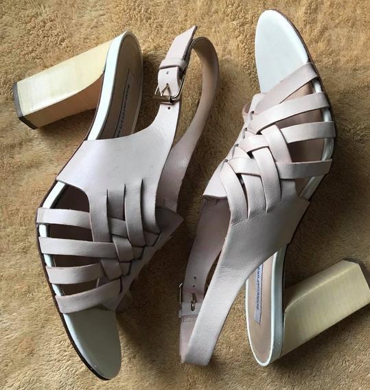 Zapatillas Color Piel