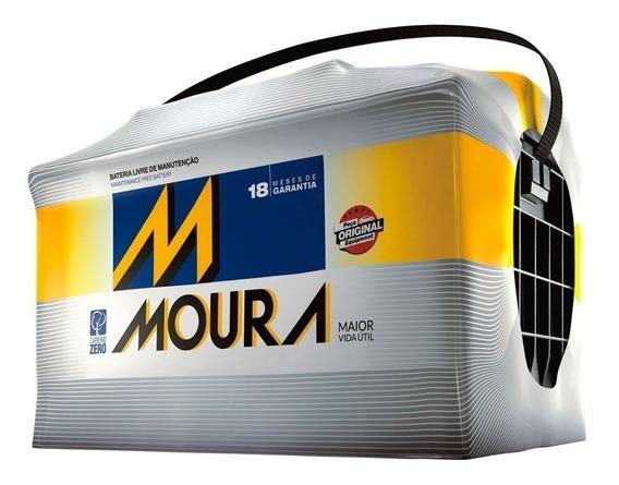 Bateria Moura 70 Amperes - Ranger - S10 - Polo -zafira