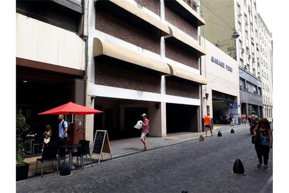 Cochera Fija Cubierta Seguridad 24 Hs