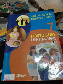 Português Linguagens 7 Ano William Cereja