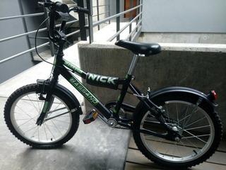 Bicicleta Varón Cross Rod 16 !!