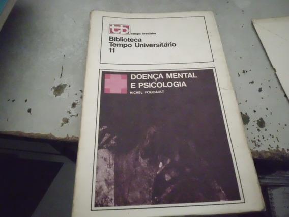 Livro Doença Mental E Psicologia