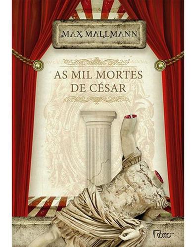 Imagem 1 de 1 de As Mil Mortes De César