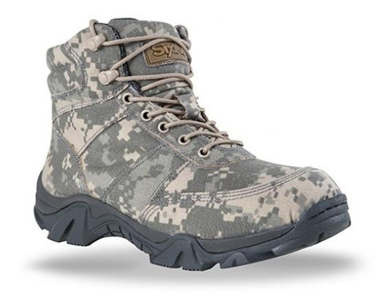 Bota Militar Digital Verde Bdu Marpat Airlight Zapato