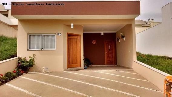 Casa Em Condomínio Para Venda Em Indaiatuba, Condominio Vista Verde, 3 Dormitórios, 1 Suíte, 1 Banheiro, 3 Vagas - 063