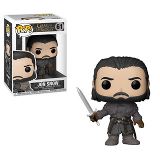 Funko Pop Television Games Of Thrones Jon Snow 61