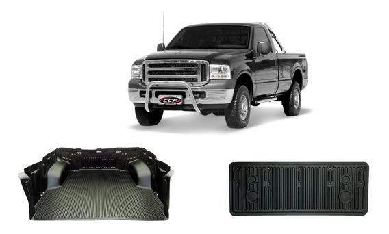 Protetor De Caçamba Ford F250 Cabine Simples E Dupla