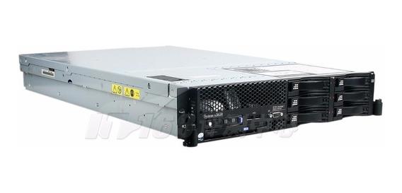 Servidor Ibm X3650 2 Intel Quadcore E5310 16gb Ram Sas Sata