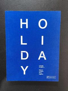 Holiday Henrik Purienne Edicion Limitada Azul Yves Klein