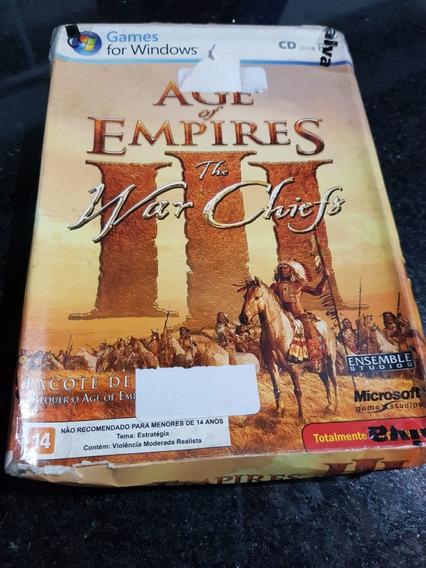 Age Of Empires Ill The World
