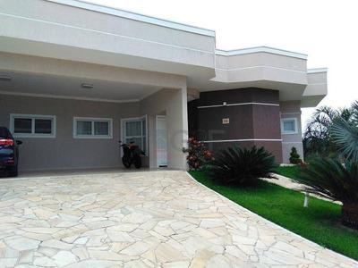 Casa Com 3 Dormitórios À Venda, 320 M² Por R$ 1.790.000 - Condomínio Querencia - Valinhos/sp - Ca5791