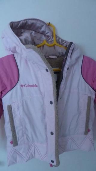 Campera Columbia Para La Nieve!