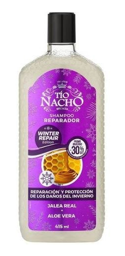 Tio Nacho Shampo Reparador Winter Edition 415ml
