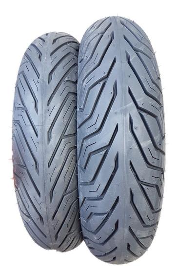 Pneu Nmax 160 130/70-13+110/70/13 Michelin