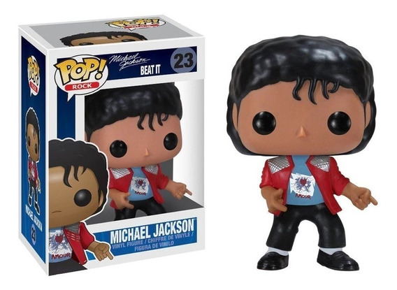 Funko Pop Rock Michael Jackson - Beat It