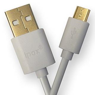 Cable De Carga De Sincronización De Datos Micro Usb Platead