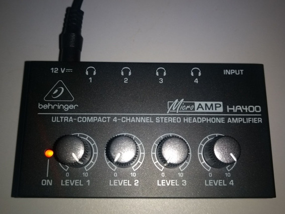 Amplificador De Fone De Ouvido