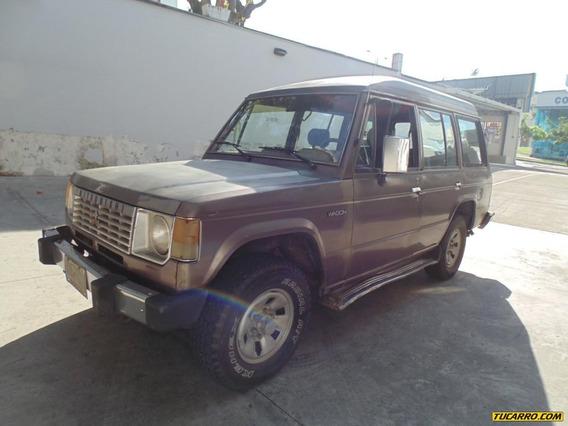 Mitsubishi Otros Modelos Statiun Wagon