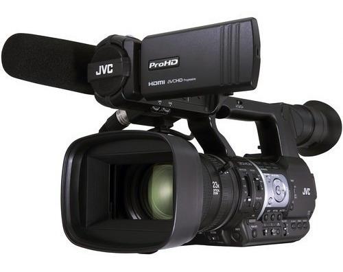 Jvc Gy Hm620 Pro Hd Mobile News Filmadora