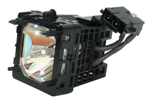 Lámpara Con Carcasa Para Sony Xl5200 Televisión De