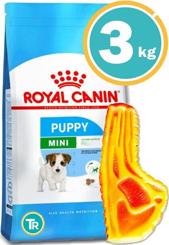 Ración Perro Royal Canin Junior Mini + Obsequio Y E. Gratis