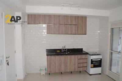 Apartamento Com 2 Dormitórios Para Alugar, 57 M² Por R$ 2.555/mês - Panamby - São Paulo/sp - Ap1416