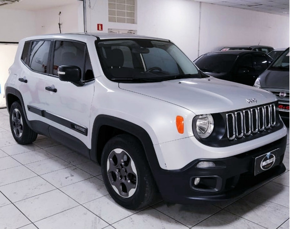 Jeep Renegade Sport 1.8 (aut) (flex) 2016