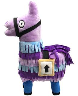 Peluche Llama Fortnite 20 Cm Personaje Muñeco Hermoso!!!