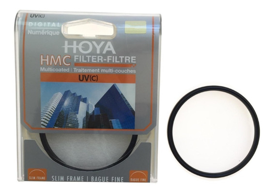 Filtro Uv 55mm Hoya Hmc Uv(c) Para Lente Canon Nikon Sony
