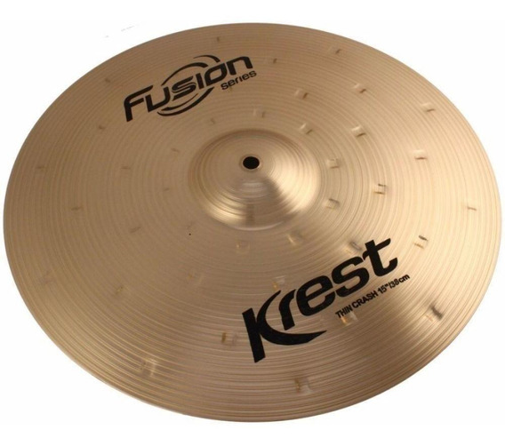 Prato Krest Fusion Series Thin Crash 15 F15tc