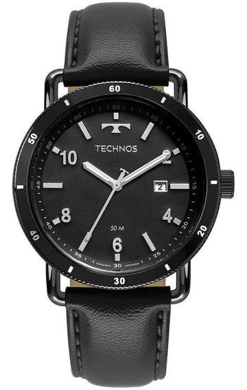 Relógio Technos Masculino Militar 2115mus/2p Nf + Garantia
