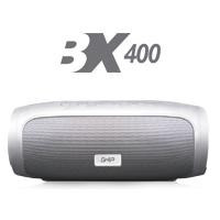 Bocina Bluetooth Bx400g Ghia Gris /8w X2 Rms Aux / Radio Fm/