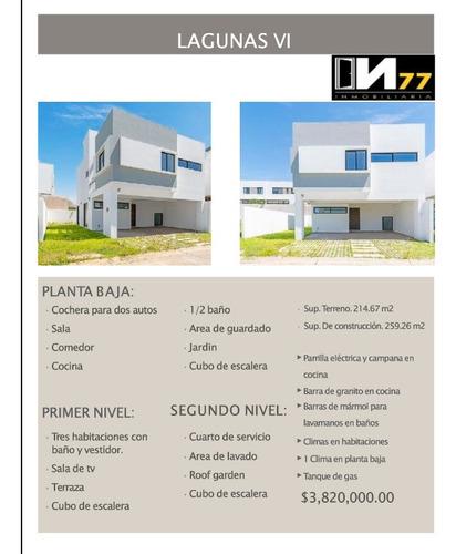 Imagen 1 de 18 de Hermosa Casa En Punta Tiburón