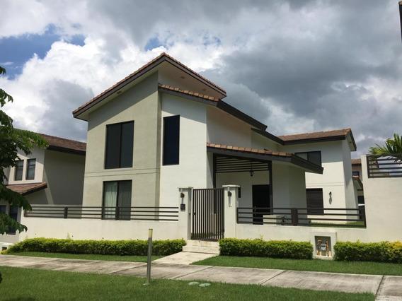 Casa En Alquiler En Panama Pacifico Nativa #20-623hel**