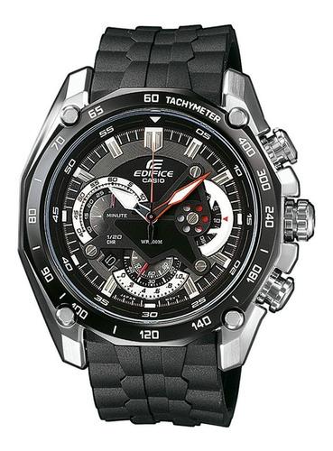 Reloj Casio Edifice Ef-550pb  Red-bull 100% Original