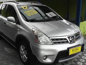 Nissan Livina X-gear 1.6 Sl Flex 5p 2012