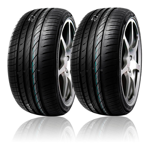Pneu Aro 18 205/35r18 81h Xl Linglong Green-max Kit 2 Un