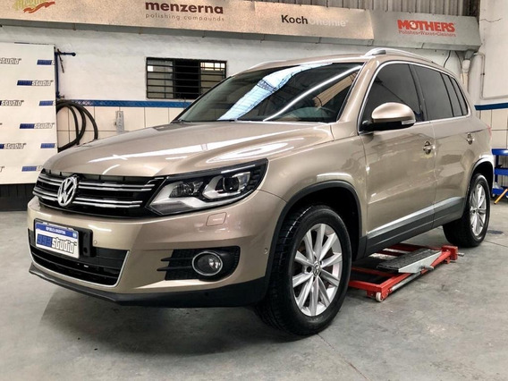 Volkswagen Tiguan 2.0 Premium Tsi 200cv Tiptronic 2014 Autom