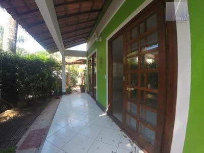 Casa Com 3 Quartos À Venda, 108 M² Por R$ 740.000,00 Ou R$ 2.500,00 + Taxas - Vargem Pequena - Rio De Janeiro/rj - Ca0007