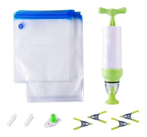 Sous Vide Kit Universal De Sacos Reutilizáveis Para Alimento