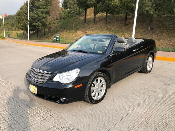 Chrysler Cirrus Limited Piel Convertible At 2008