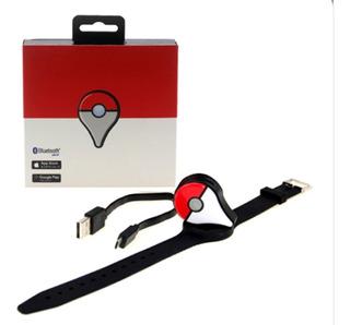 Pulseira Pokemon Go Plus Recarregável Automático Carregador