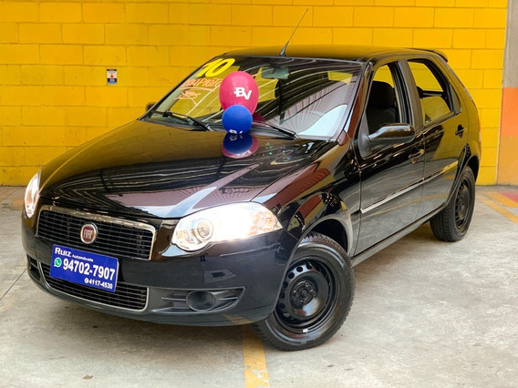 Fiat Palio Elx Completo 4 Portas Metro Vila Prudente Lindo