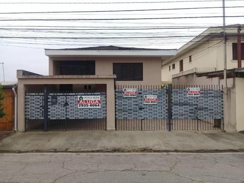 Imagem 1 de 27 de Sobrado Com 3 Dormitórios Sendo 1 Suíte Para Alugar, 160 M² Por R$ 3.500/mês - Jardim Taboão - São Paulo/sp. Consulte-nos! - So0199
