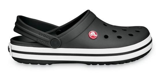 Crocs - Crocband - X11016-001 - Revendedora Autorizada